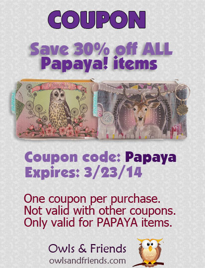 From apparel and accessories to shoes and intimates, they have what it takes to stay ahead of fashion. Be sure to get great savings and discounts on your next order or purchase by taking advantage of Papaya Clothing coupon codes, special offers and exclusive deals.
